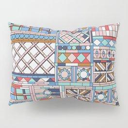 Pop art windows Pillow Sham