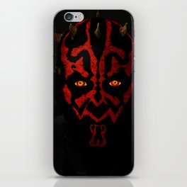 Darth Maul iPhone Skin