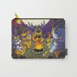 Animal summer camp Carry-All Pouch