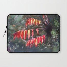 Sumac in Autumn Laptop Sleeve
