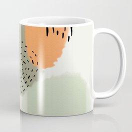 Abstract Fall Watercolor Coffee Mug