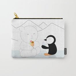 Frozen Picnic Carry-All Pouch