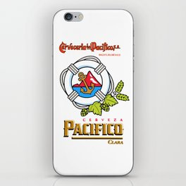 PACIFICO iPhone Skin