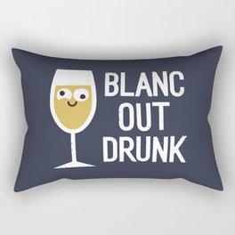 And The Next Thing Vino… Rectangular Pillow