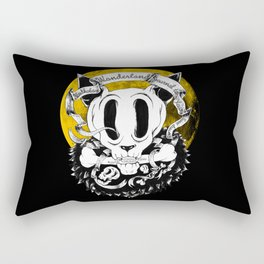 Dog skull Rectangular Pillow