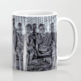 Childen Maasai 4244 Ngorongoro Tanzania Coffee Mug