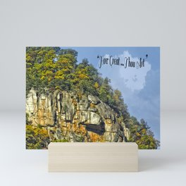 How Great Thou Art... Mini Art Print