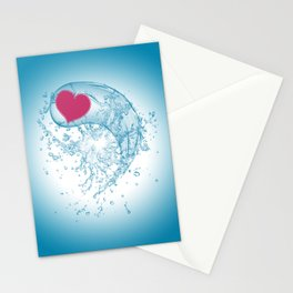 Love Your Water Stationery Cards