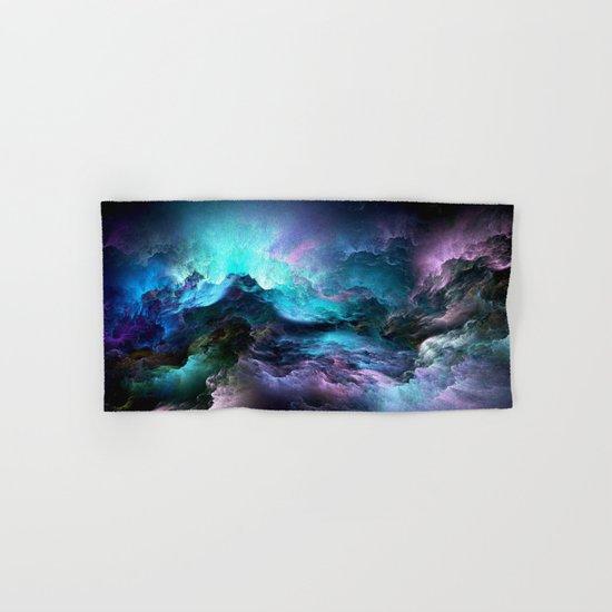 colorful clouds Hand & Bath Towel