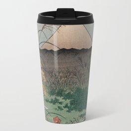 Ando Hiroshige 2 Travel Mug