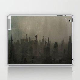 Dark And Dank Fog Laptop & iPad Skin