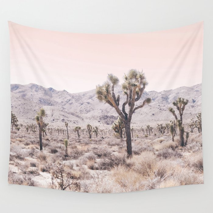 Joshua Tree Wall Tapestry