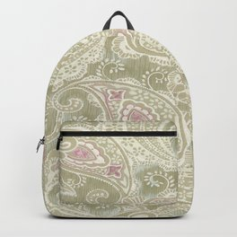 batik paisley warm Backpack