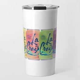 La Croix Illustration Travel Mug