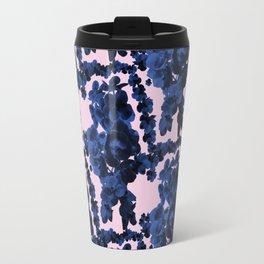 Orchid Print Travel Mug