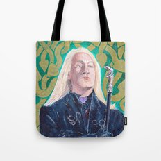Lucius Malfoy Tote Bag