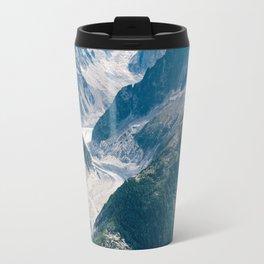 Chamonix, France #society6 #decor #buyart Travel Mug