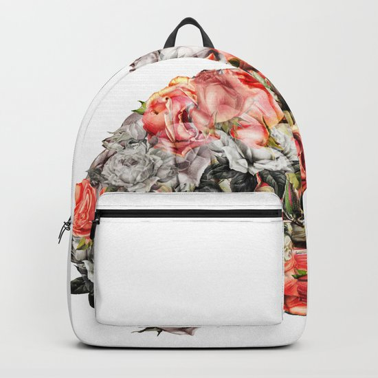 Flower Brain Backpack