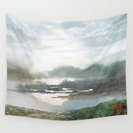 Close to the Edge Wall Tapestry