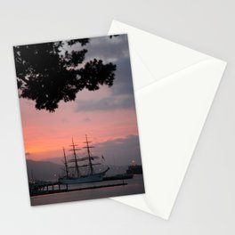 Gorch Fock Stationery Cards