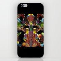 metallic iPhone & iPod Skins featuring metallic by gasponce