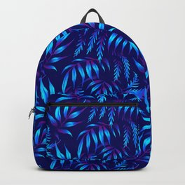Brooklyn Forest - Blue Backpack