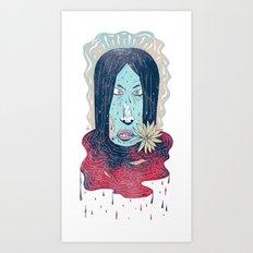 Quiver Art Print