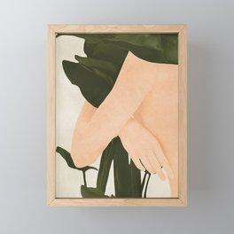 In my Arms Framed Mini Art Print