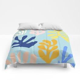 Seagrass 2 - marine Comforters