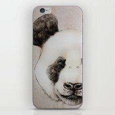 balsa panda iPhone Skin