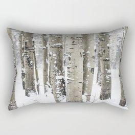 Forest of Serenity Rectangular Pillow