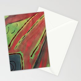 Window Sunsets Stationery Cards