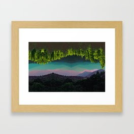 TREECO Framed Art Print