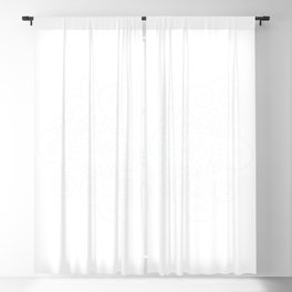 She Persisted Blackout Curtain