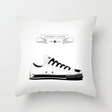 URBAN SHOES // 04 Throw Pillow