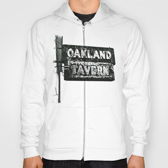 Old tavern sign Hoody