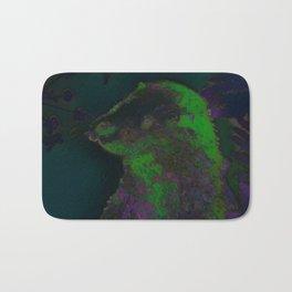 Glow in the Dark Otter Bath Mat