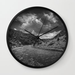 Royal Gorge #1 Wall Clock