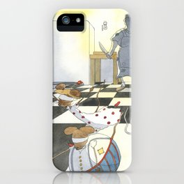 The Farmer's Wife iPhone Case