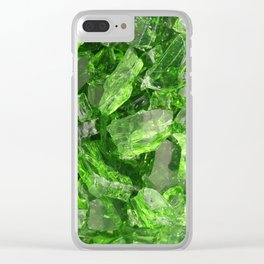 The ruins of the Emerald City Clear iPhone Case