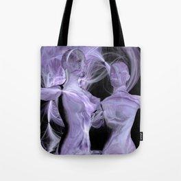 flamedance Tote Bag