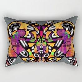 Mantamoth  Rectangular Pillow