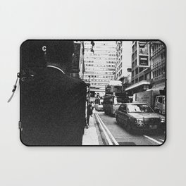 Hong Kong - Street Scenes Laptop Sleeve