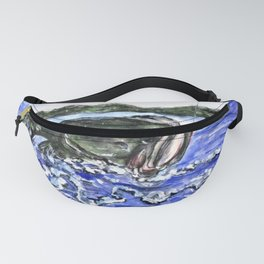 Jumping Bass Fanny Pack