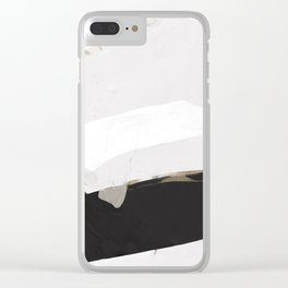 UNTITLED#98 Clear iPhone Case