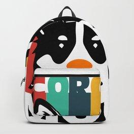Corgi Mom Backpack