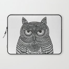 The Owl Laptop Sleeve