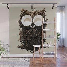 Hoot! Night Owl! Wall Mural