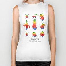 mac forbidden fruits Biker Tank