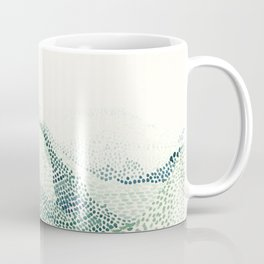Meeting mountains Coffee Mug